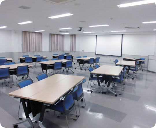 心理教室・研修室