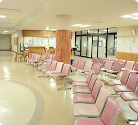 姫路北病院院内