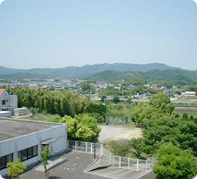 姫路北病院風景