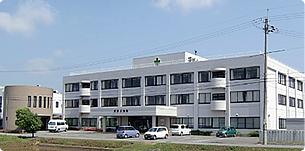 姫路北病院外観