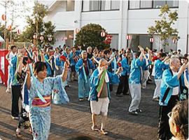姫北 夏祭り