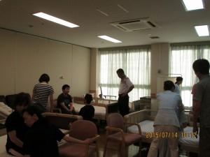 地域合同の楽技介護技術講習270714 (4)